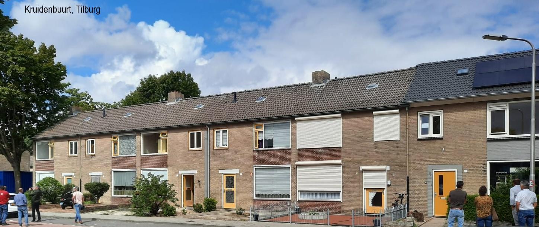 Kruidenbuurt Tilburg